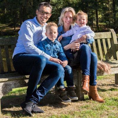 Review familie Cents