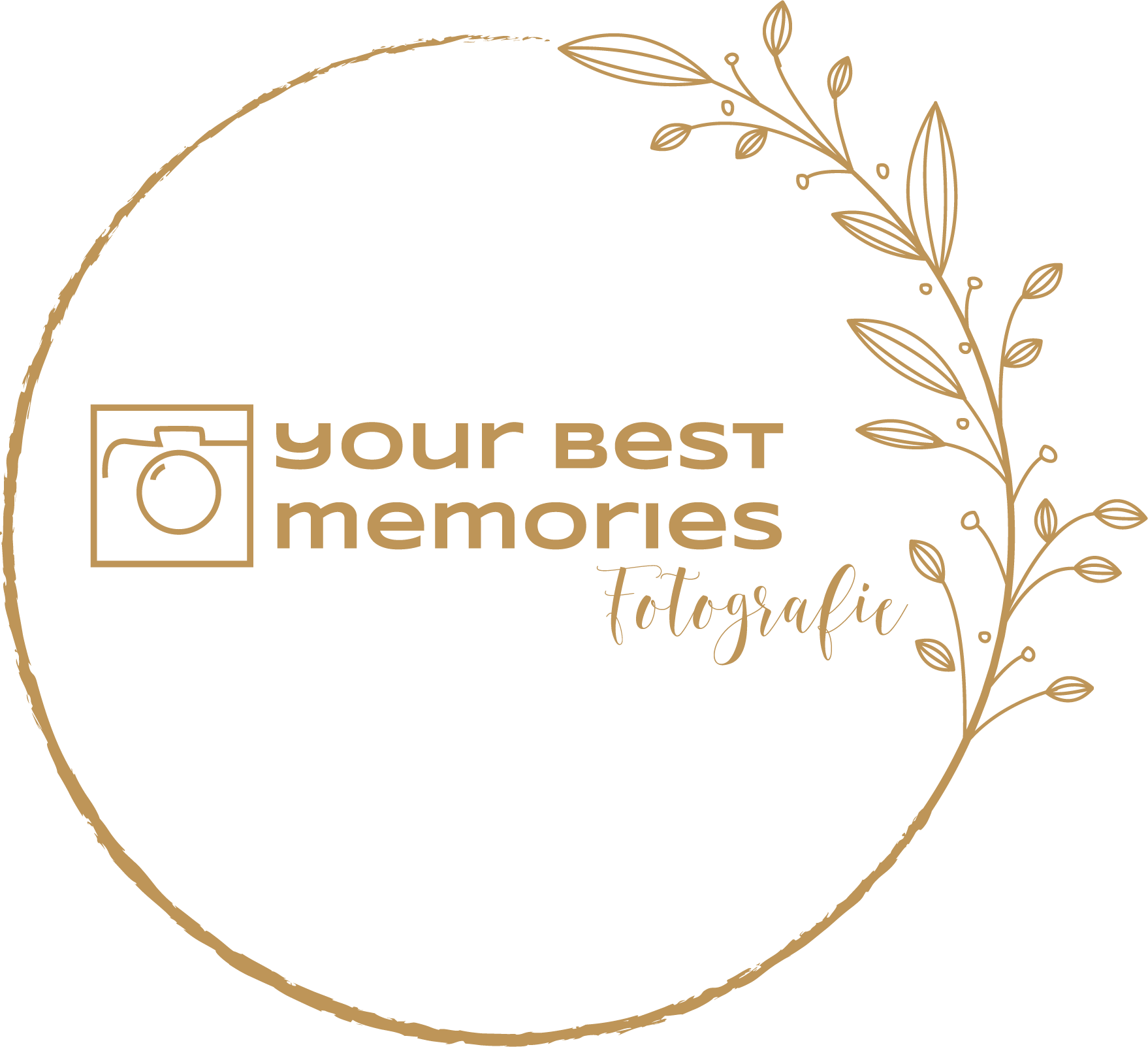 Your Best Memories Logo